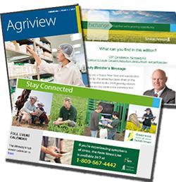 Agriculture Publications
