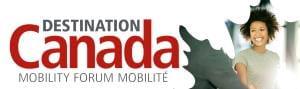 Destination Canada Mobility forum mobilité