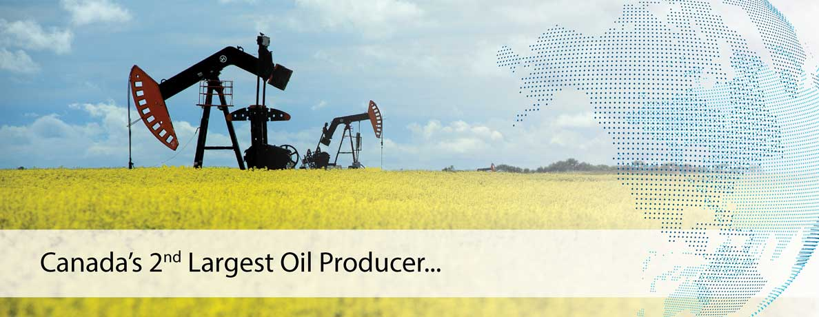 Canada's Second Largest Oil Producer