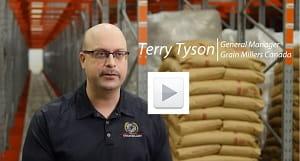 Canada-Saskatchewan Job Grant - Grain Millers Canada