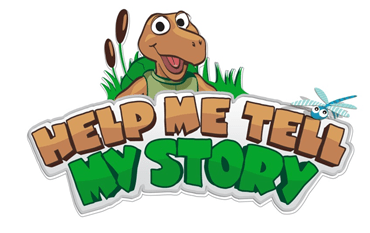 Help Me Tell My Story logo