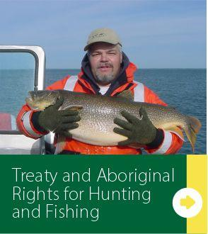 Treaty and Aboriginal Rights for Hunting and Fishing Guide