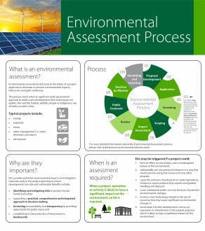 Environmental assessment process