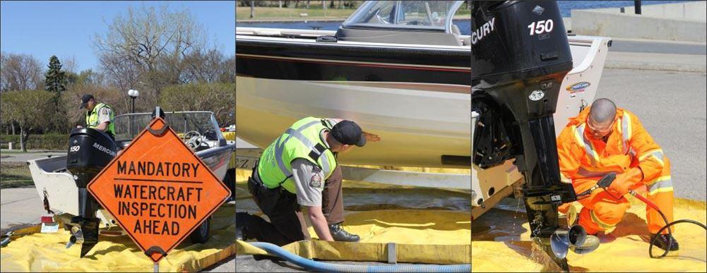 AIS Boat Decontamination