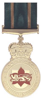 Saskatchewan Protective Services Medal