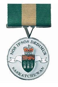 Saskatchewan Volunteer Medal
