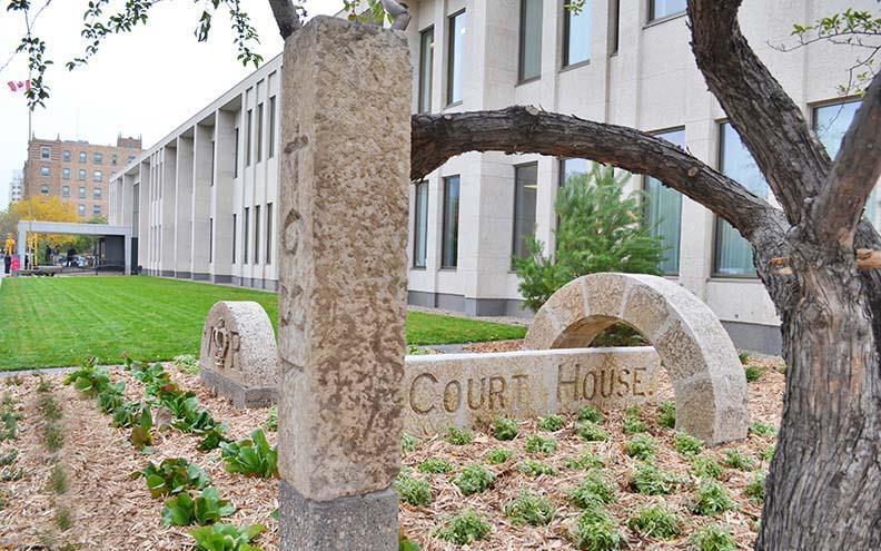Regina Court House