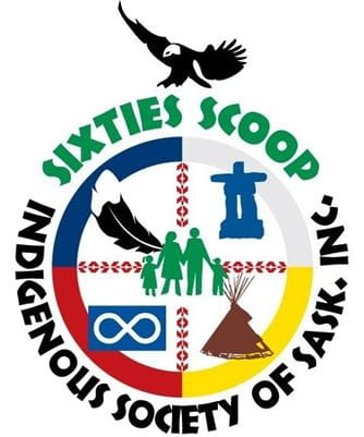 Logo of the Sixties Scoop Indigenous Society of Saskatchewan