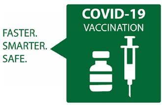 COVID-19 Vaccination Icon