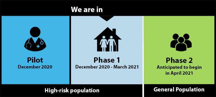 Phases of Immunization