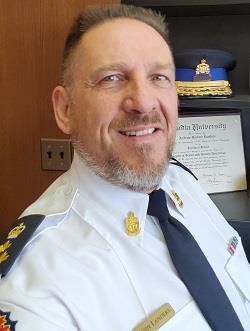 Chief of the Saskatchewan Highway Patrol Andrew Landers