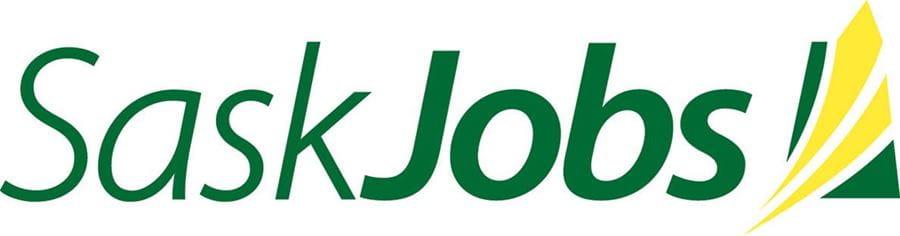 SaskJobs logo