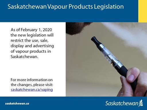 Vaping Products Legislation