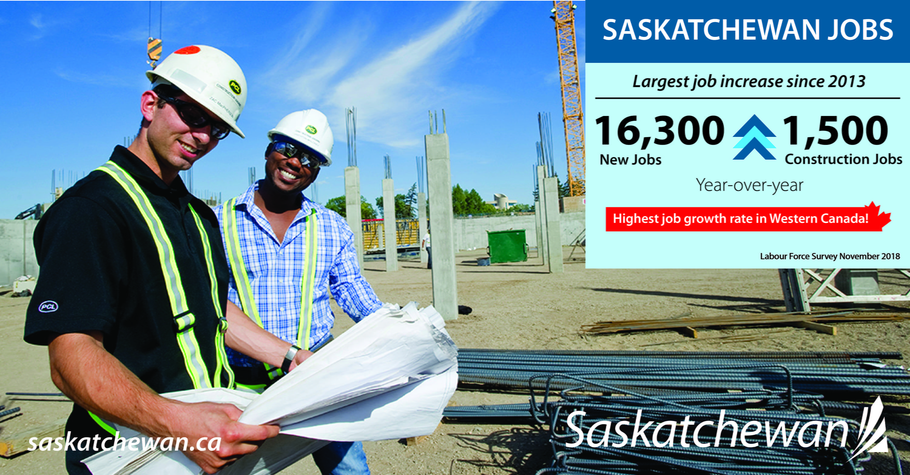 Highest Rate Of Job Growth In Western Canada | News and