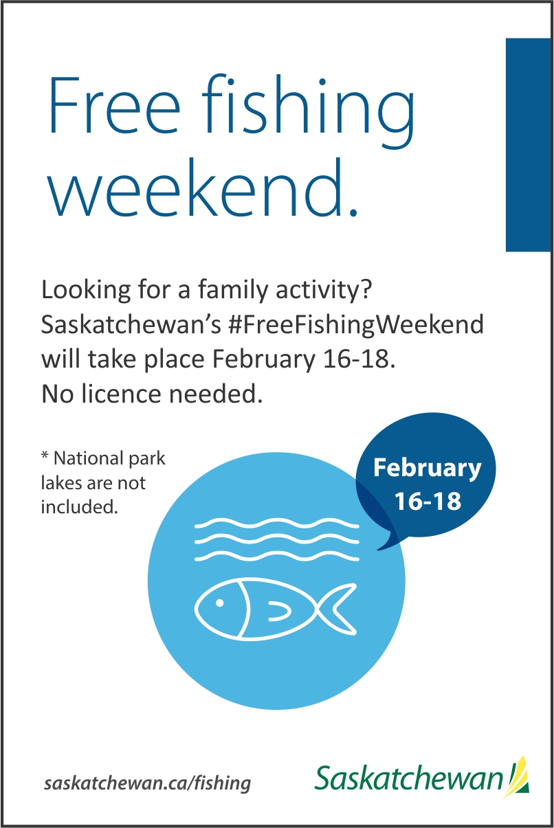 Celebrate Family Day Weekend With Free Fishing | News and