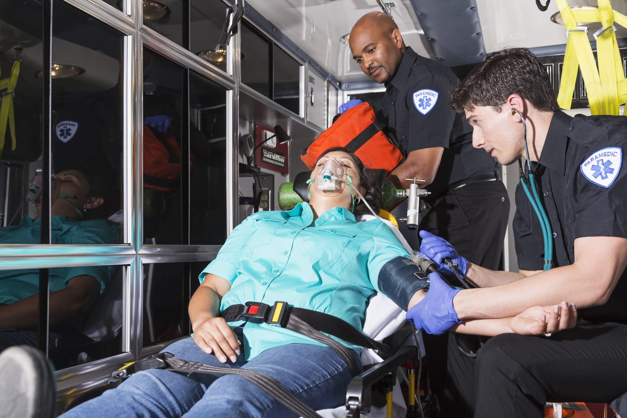 Province Funds EMS Providers' Mental Health And Addictions ...