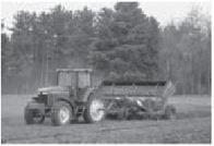 Four-row potato planter