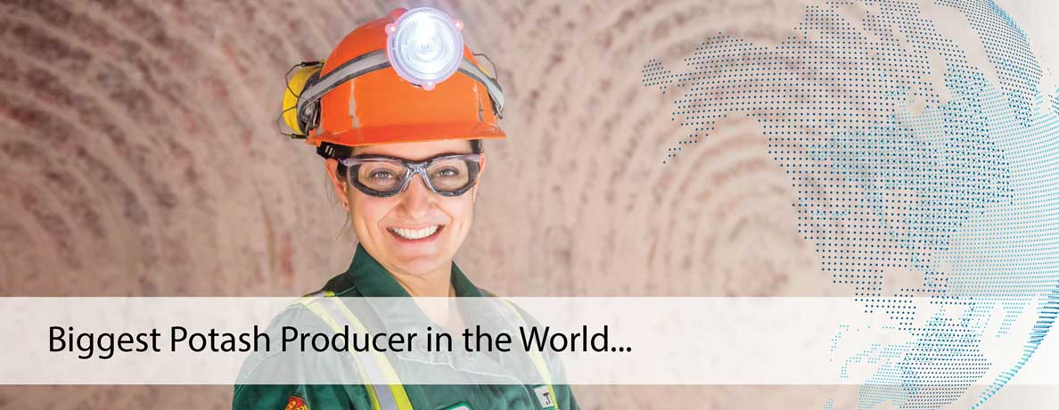 Biggest Potash Producer in the World