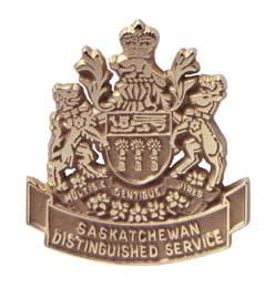 Saskatchewan Distinguished Service Award